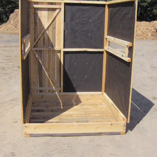 How To Build  Person Deer Blind