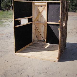 Cedar Deer Hunting Blinds For Sale Productive Cedar Products