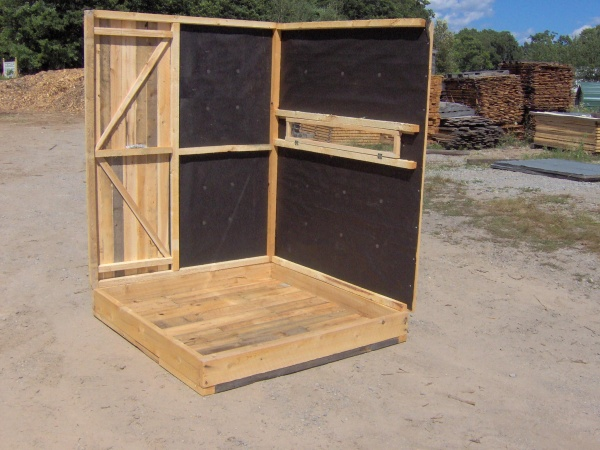 Truck Supply Near Me >> Bow & Rifle Hunting Box Blinds - Productive Cedar Products