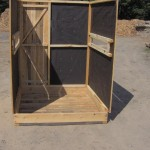 Cedar Bow & Rifle Deer Blind for Sale