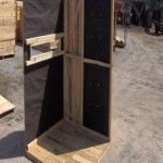 Cedar Hinged Window Deer Blind Door Sidewall
