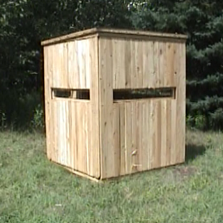 deer box blind video search engine at