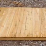Cedar Kids Playhouse Flooring