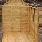 Wooden Kid Playhouse for Sale