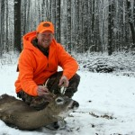 Tips for Tracking a Wounded Whitetail