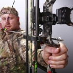 Bowhunting from a Ground Blind